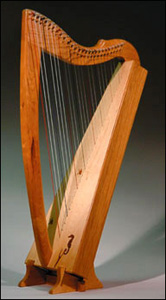 The Nightingale Therapy Harp